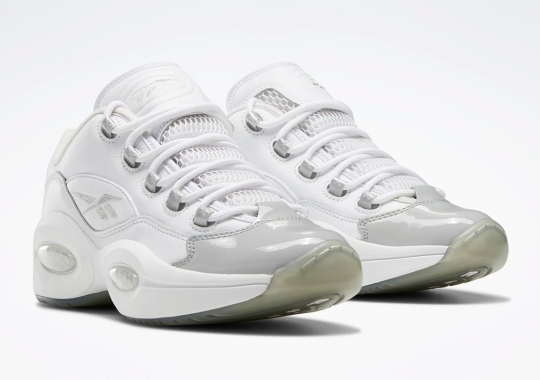 """Reebok Question Low """"Grey Toe"""" Is Dropping On May 28th"""