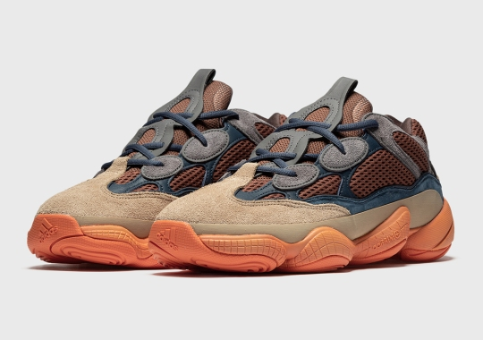 "The adidas Yeezy 500 ""Enflame"" Releases Tomorrow"