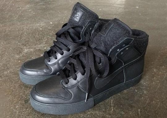 Errolson Hugh Offers Close-Up Look At ACRONYM x Nike BLUNK Sample
