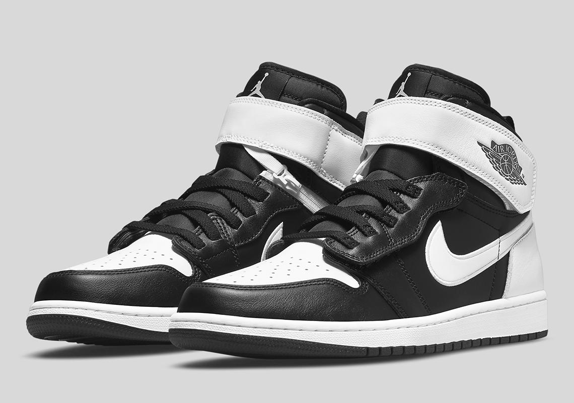 Air Jordan 1 Flyease Black White CQ3835-011   SneakerNews.com
