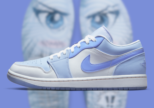 """The Air Jordan 1 Low Joins """"The Mighty Swooshers"""" Collection"""