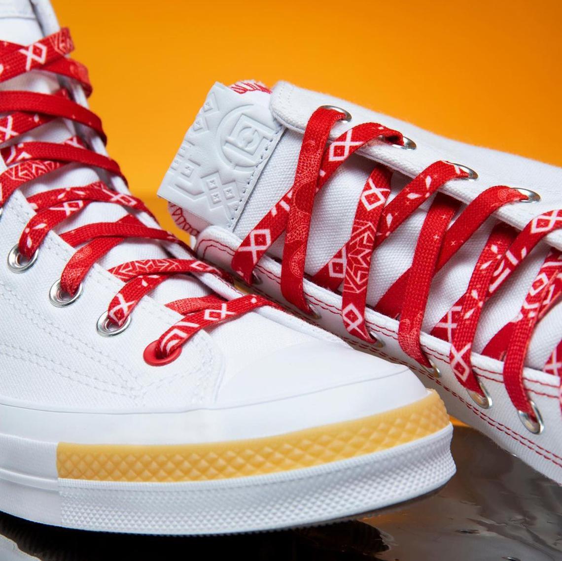 CLOT Converse Chuck 70 White Paloma Release Date   SneakerNews.com