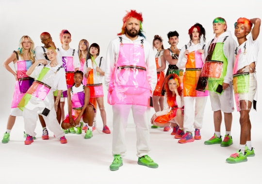 Daniel Moon's First Reebok Collaboration Celebrates The Power Of Color