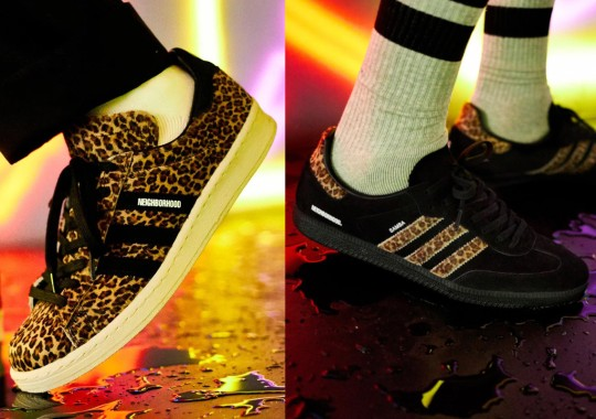 END. And NEIGHBORHOOD Nod To Terrace Culture With Football-Themed adidas Originals Capsule