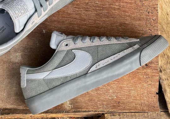 A FORTY PERECENT AGAINST RIGHTS x Nike SB Blazer Low Sample Surfaces