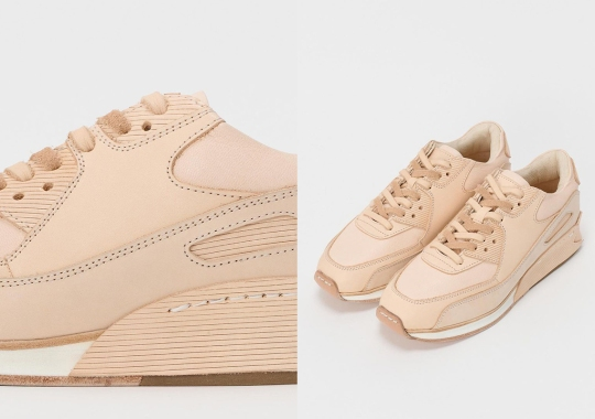Hender Scheme Expands Their Manual Industrial Products With An Air Max 90 Homage