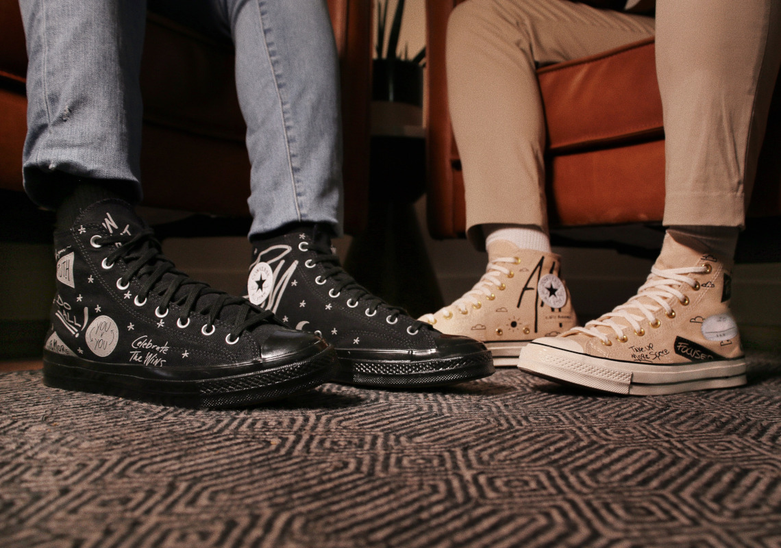 Issa Rae Converse Chuck 70 By You Collection | SneakerNews.com