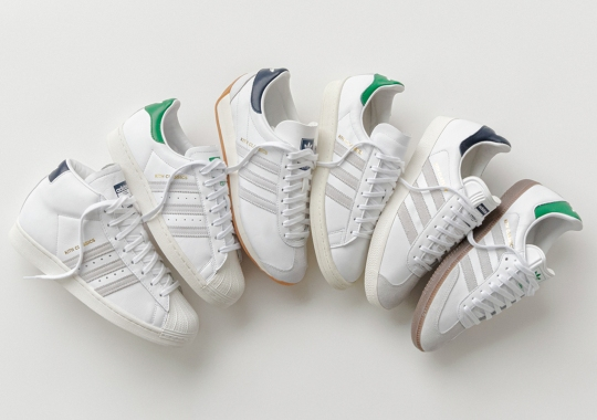 KITH Classics Unveils Full adidas Originals 2021 Capsule