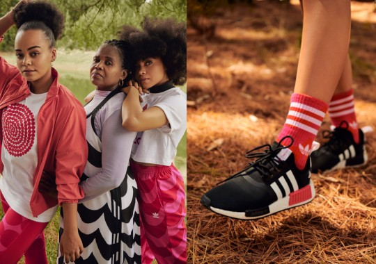 Marimekko's Debut adidas Collection Blends The Art Of Print-Making With Performance