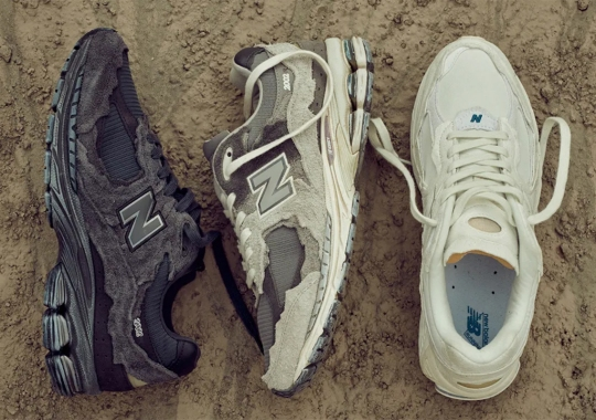 """New Balance Distorts The 2002R With The Upcoming """"Protection Pack"""""""