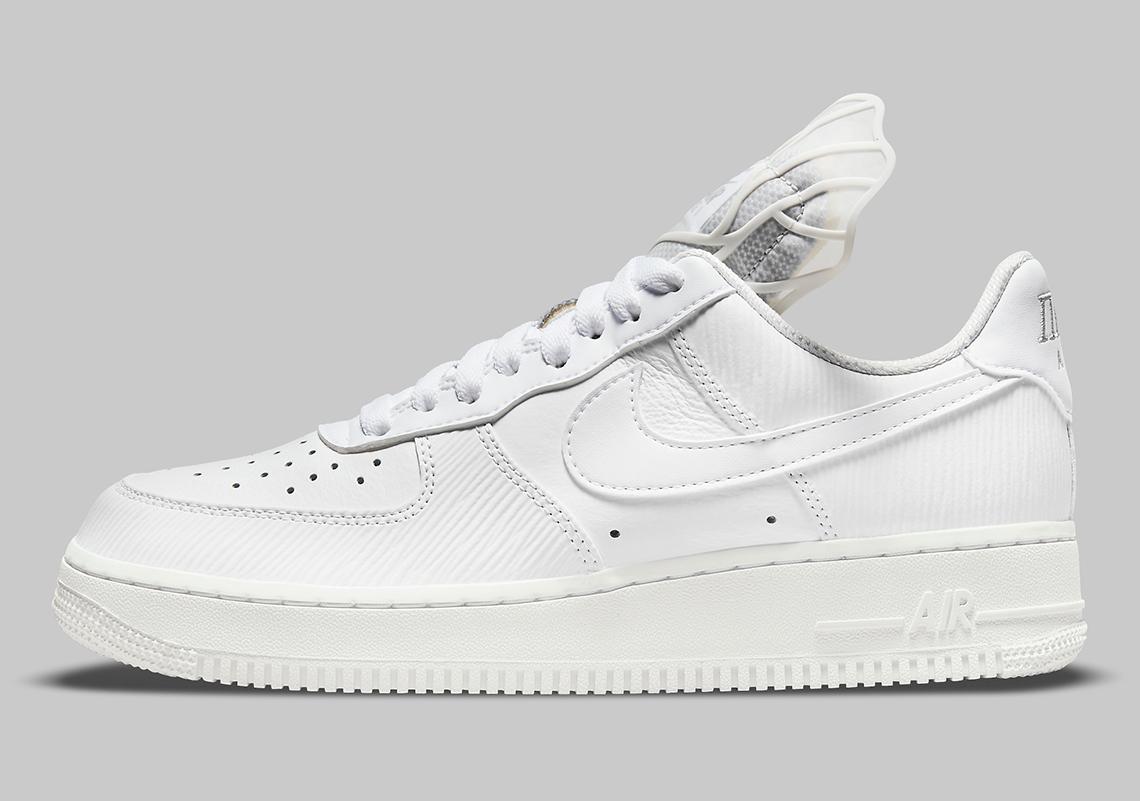Nike Air Force 1 Goddess of Victory DM9461-100   SneakerNews.com
