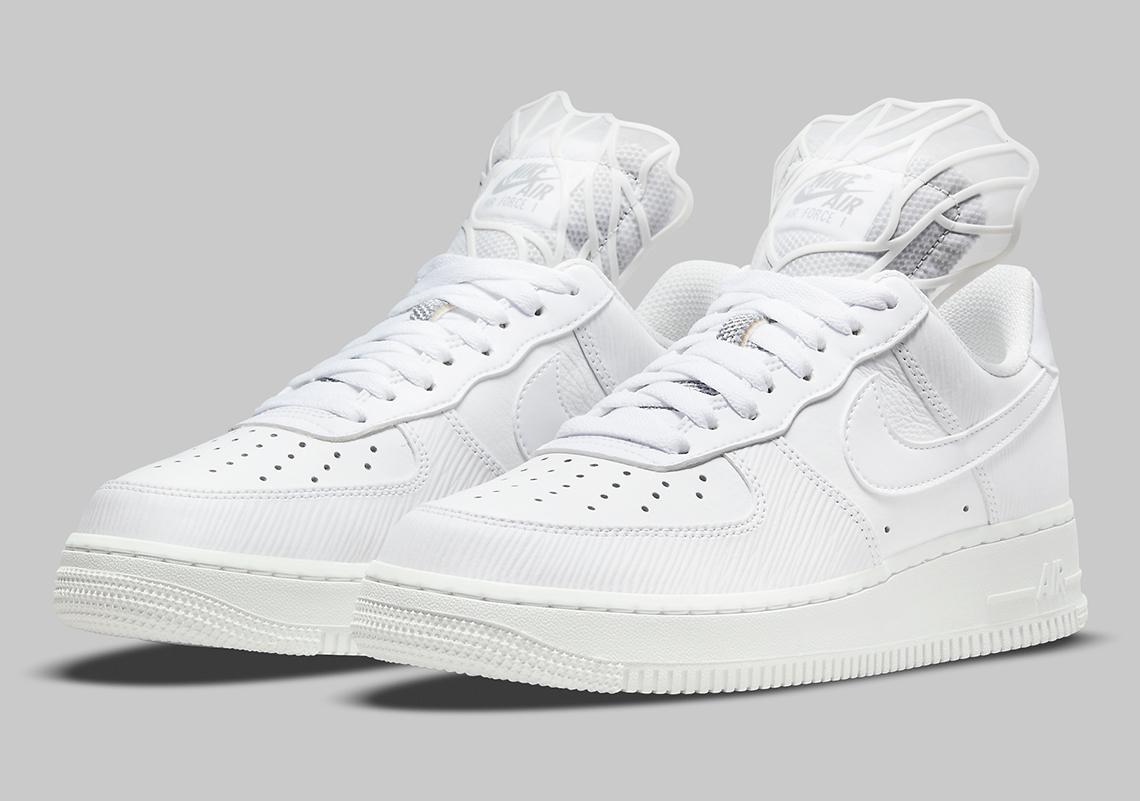 Nike Air Force 1 Goddess of Victory DM9461-100 | SneakerNews.com