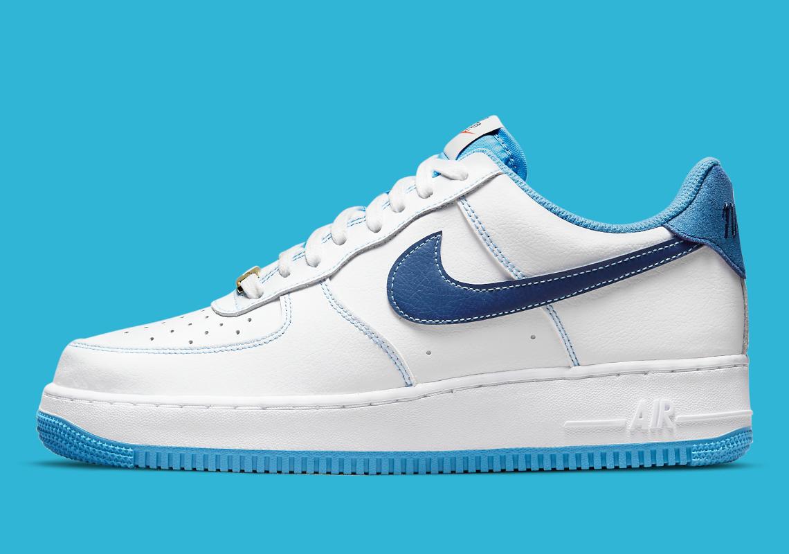 air force 1 alte blu
