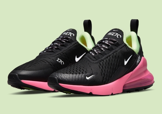 """The Nike Air Max 270 Returns For The Encouraging """"Do You"""" Pack"""