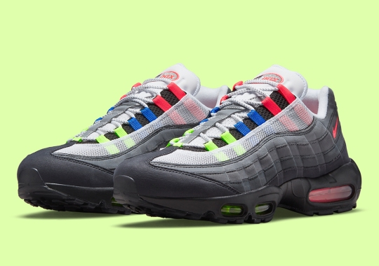 """Another Take On """"Greedy"""" Appears On The Nike Air Max 95"""