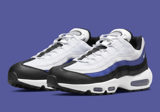 """The Nike Air Max 95 Rounds Out The """"Persian Violet"""" Collection"""