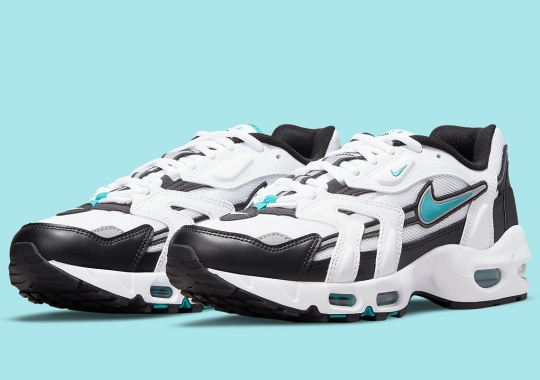 """The Nike Air Max 96 II """"Mystic Teal"""" Returns For The Model's 25th Anniversary"""