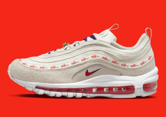 """As Expected, The Air Max 97 Joins Nike's """"First Use"""" Pack"""