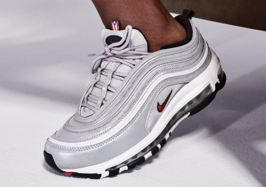 """The Nike Air Max 97 """"Puerto Rico"""" Releases Tomorrow"""
