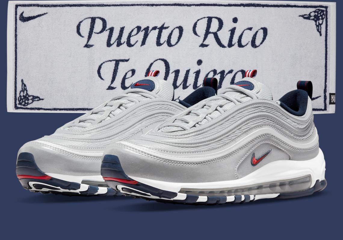 NIke Air Max 97 Puerto Rico DH2319-001 Release | SneakerNews.com