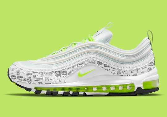 Nike's Logo Retrospective Appears On This Upcoming Air Max 97