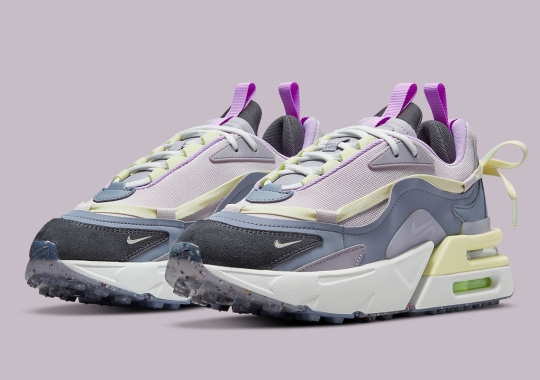 """The Nike Air Max Furyosa """"Venice"""" Attracts Gentle Colors"""