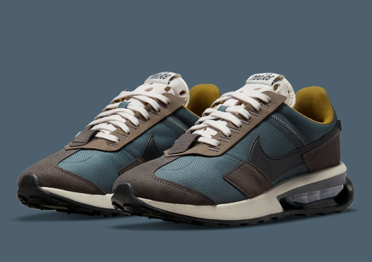 Muted Earth Tones Dress The Latest Nike Air Max Pre-Day