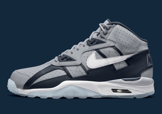 """Timeless """"Georgetown"""" Colors Appear On The Nike Air Trainer SC High"""