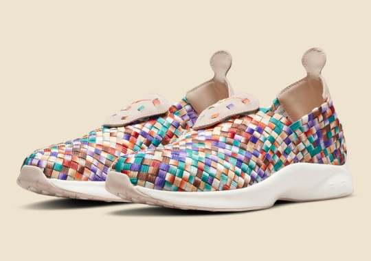 Nike Brings Back The Air Woven With New Multi-Colored Uppers