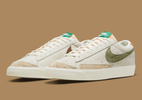 """Can You Imagine A Nike Blazer Low """"Ugly Duckling"""" Pack?"""