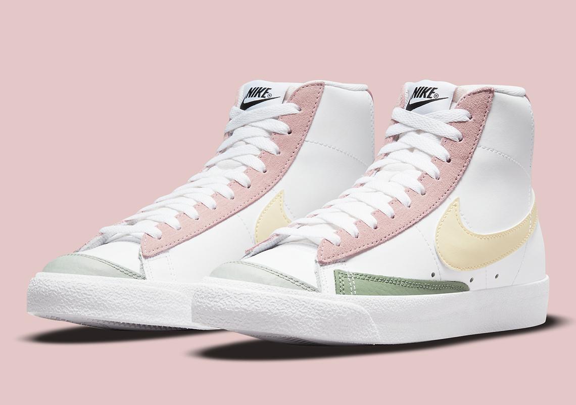 Nike Blazer Mid 77 DN5052-100 Release Info | SneakerNews.com