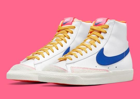 Signature ACG Colors Accent This Nike Blazer Mid '77