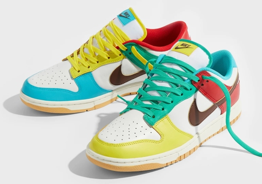 """Where To Buy The Nike Dunk Low """"Free.99"""""""