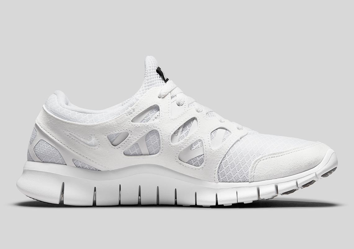 Nike Free Run 2 White Black 2021 Release Info | SneakerNews.com