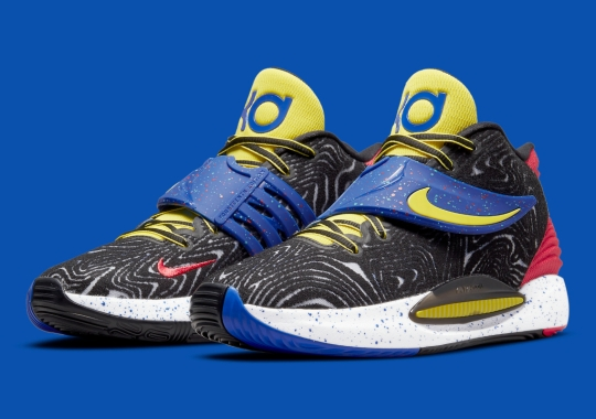 Primary Colors Take Over Kevin Durant's Upcoming Nike KD 14