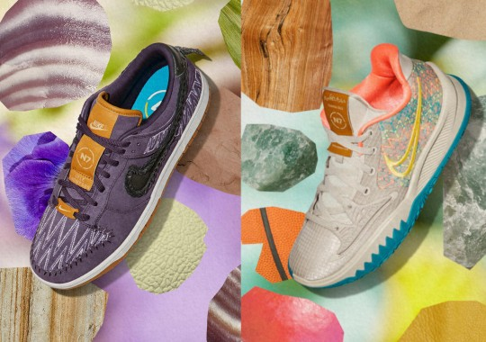 Lasting Representation Is At The Heart Of The Nike N7 Summer 2021 Collection