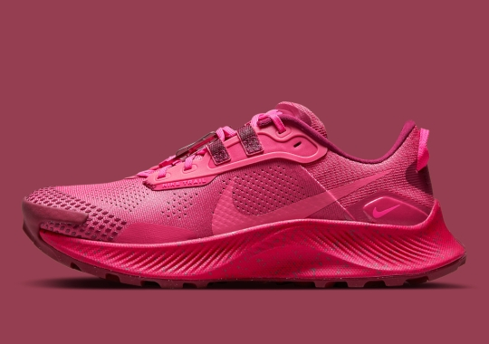 """The Nike Pegasus Trail 3 Goes Tonal With """"Archaeo Pink"""""""