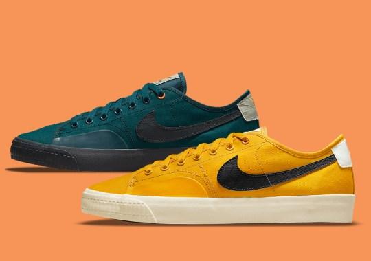 Daan Van Der Linden's Nike SB Blazer Court Emerges In Two Standard Colorways