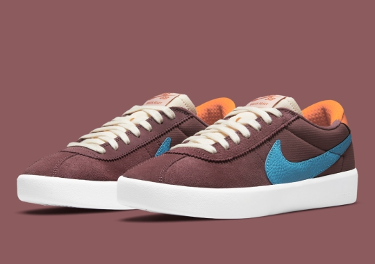 """The Nike SB Bruin React Surfaces In A """"Camper""""-Friendly Colorway"""