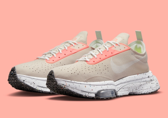 Recycled Nike Grind Materials Dress Up This Summer-Ready Zoom Type