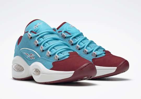 Retro Phillies Colors Appear On The Reebok Question Low