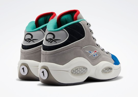 This Reebok Question Mid References The NBA Draft Lottery Ping Pong Balls