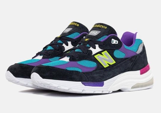 """YCMC And New Balance Throw It Back To the '90s With The 992 """"Rewind"""""""