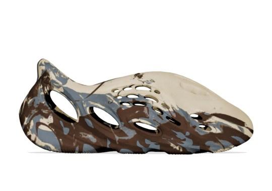 "adidas Yeezy Foam Runner ""MX Cream Clay"" Arriving In July"