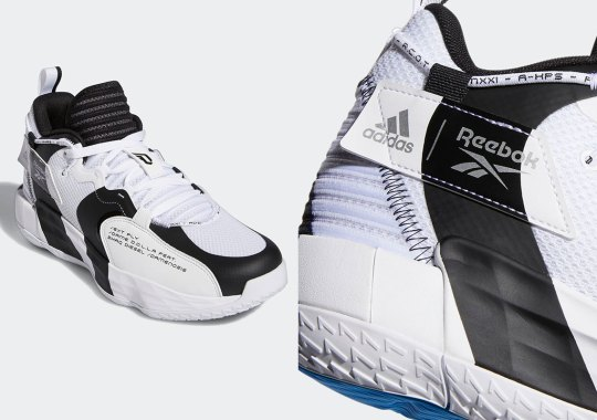 """Damian Lillard And Shaq Join Forces With The adidas Dame 7 """"Damenosis"""""""