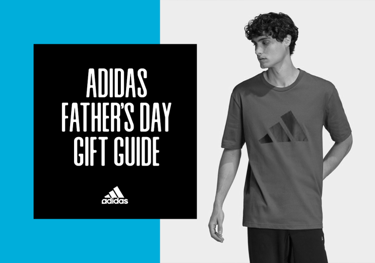 Need Last Minute Father's Day Gift Ideas? adidas Has You Covered