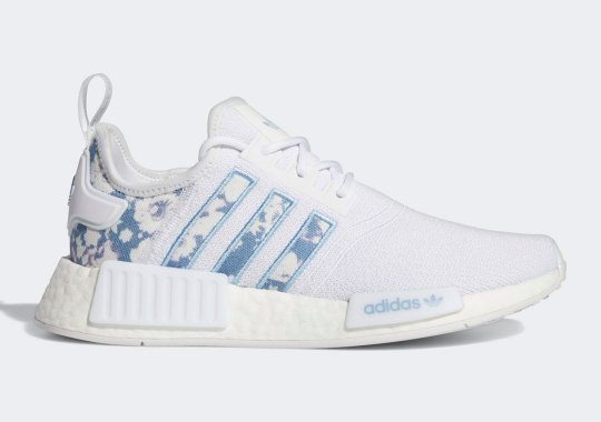 adidas Looks Up At The Sky For A New Women's adidas NMD R1