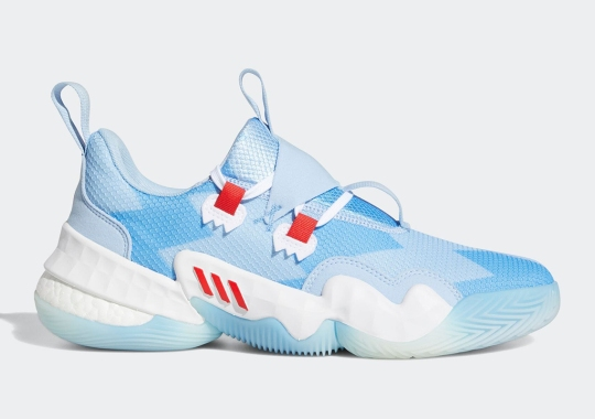 Trae Young's adidas Signature Shoe, The Trae Young 1, Is Expected Soon