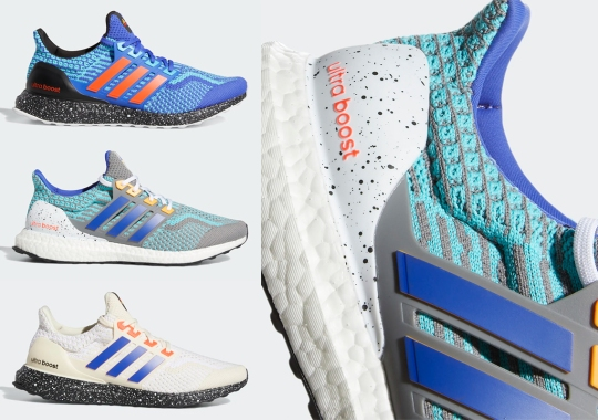 Classic Trail-Themed Colorways Appear On The adidas UltraBOOST 5.0 DNA