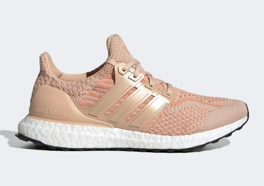 The adidas Ultraboost 5.0 DNA Gets A Blushing Pink Makeover